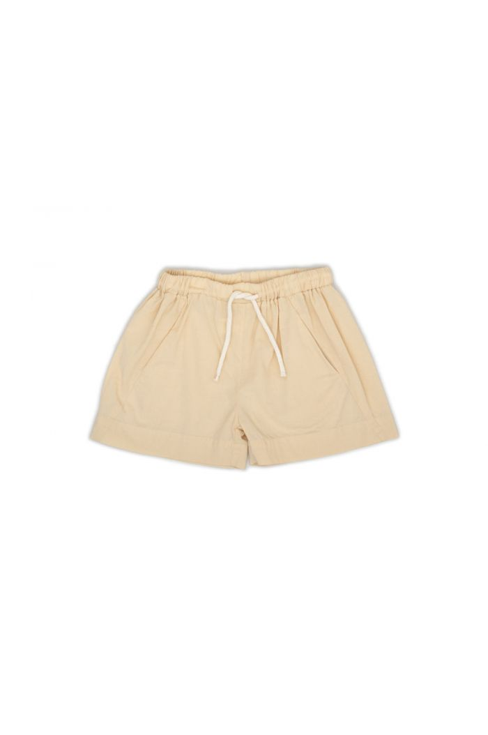 Monkind Creme Shorts Beige