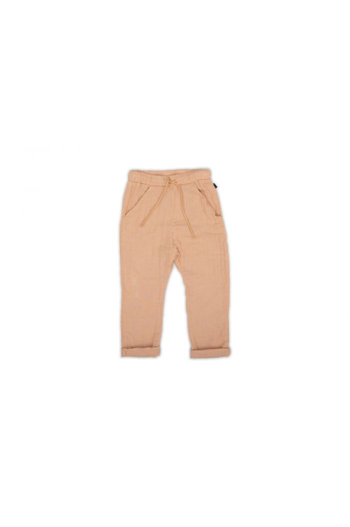 Monkind Apricot Pocket Pants Orange