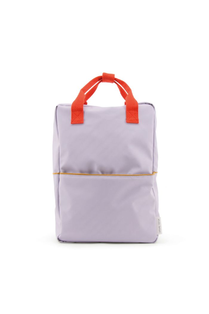 Sticky Lemon Backpack large corduroy lavender