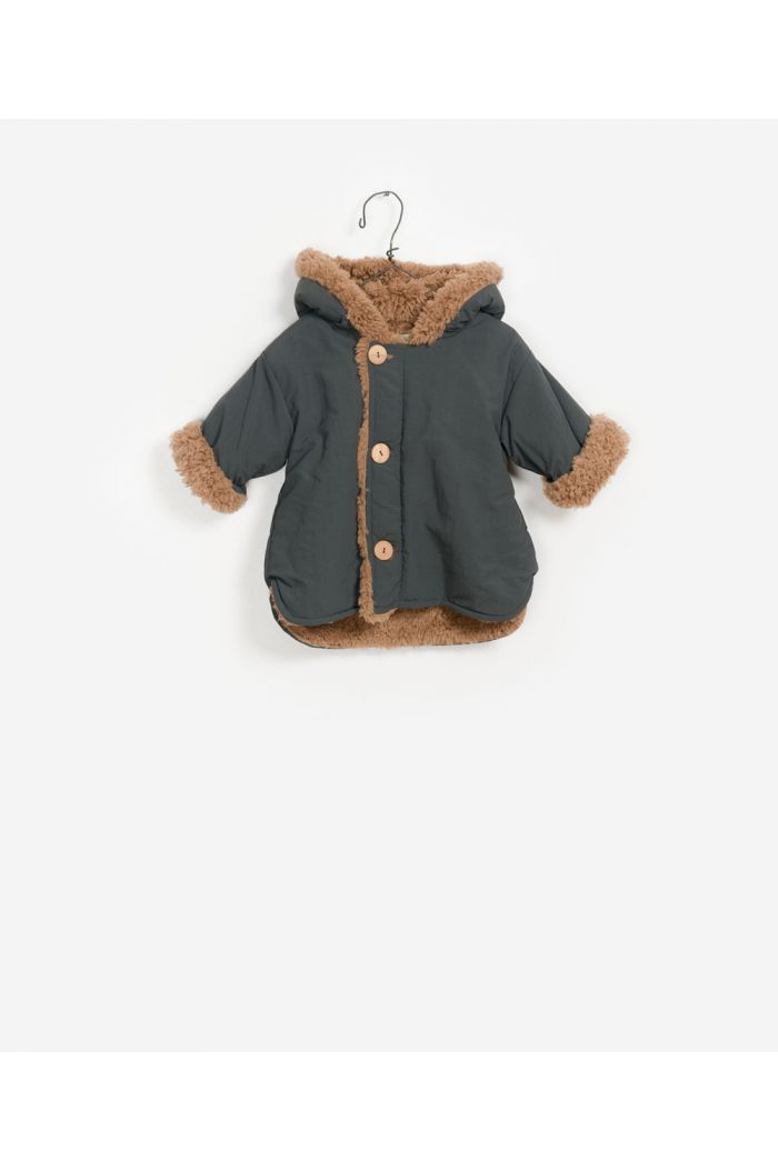 Play Up Parka Buttons Needle