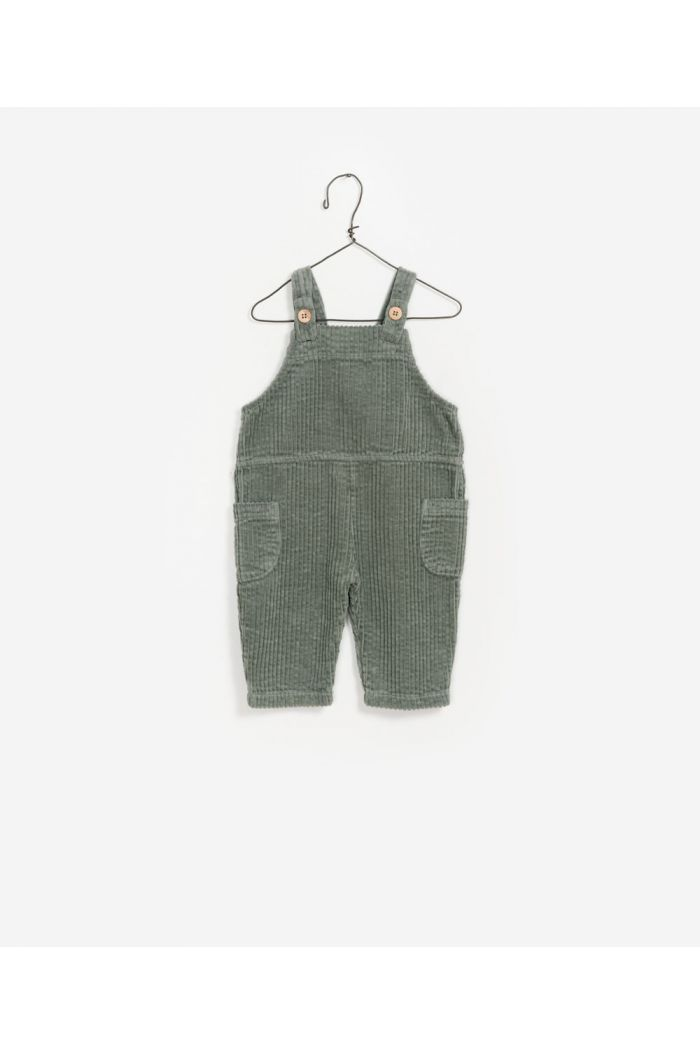 Play Up Corduroy Jumpsuit Plants