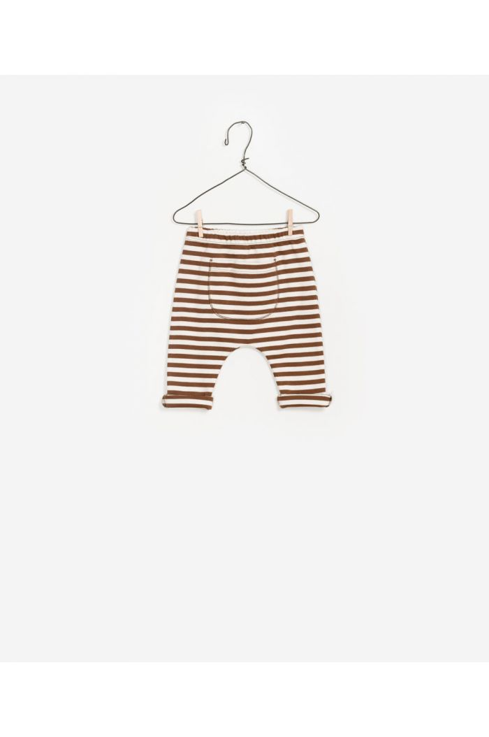 Play Up Striped Ponto Roma Legging R228B