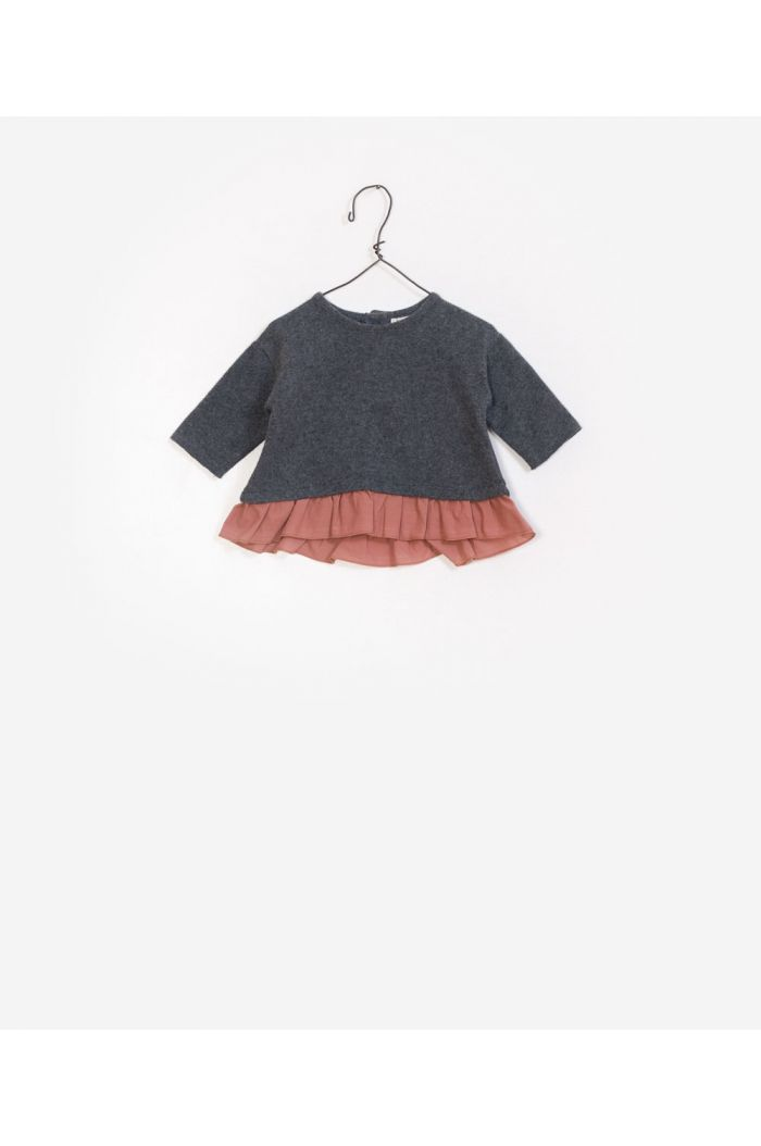 Play Up Mixed Sweater Boulder