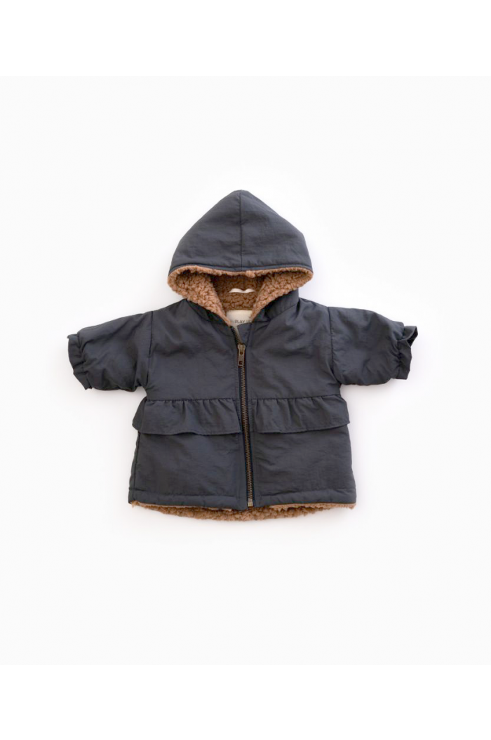 Play Up Parka Zipper Needle
