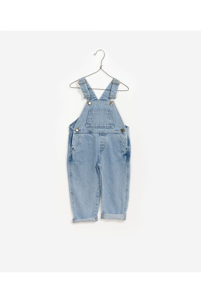 Play Up Denim Jumpsuit Denim