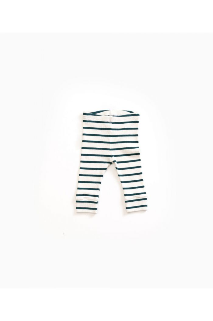 Play Up Striped Rib Legging Old Glass