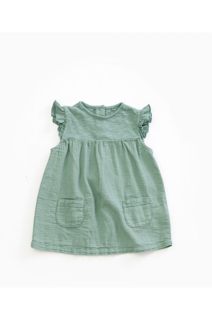 Play Up Combi Dress Sea Almond