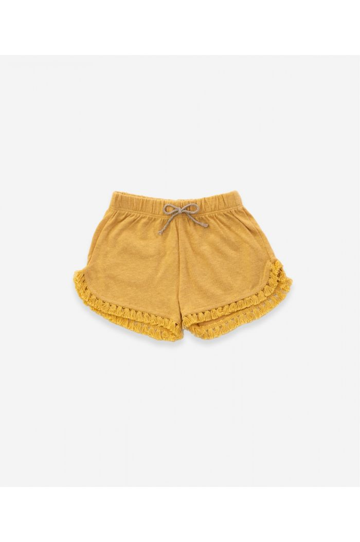 Play Up Jersey Shorts Sea Almond
