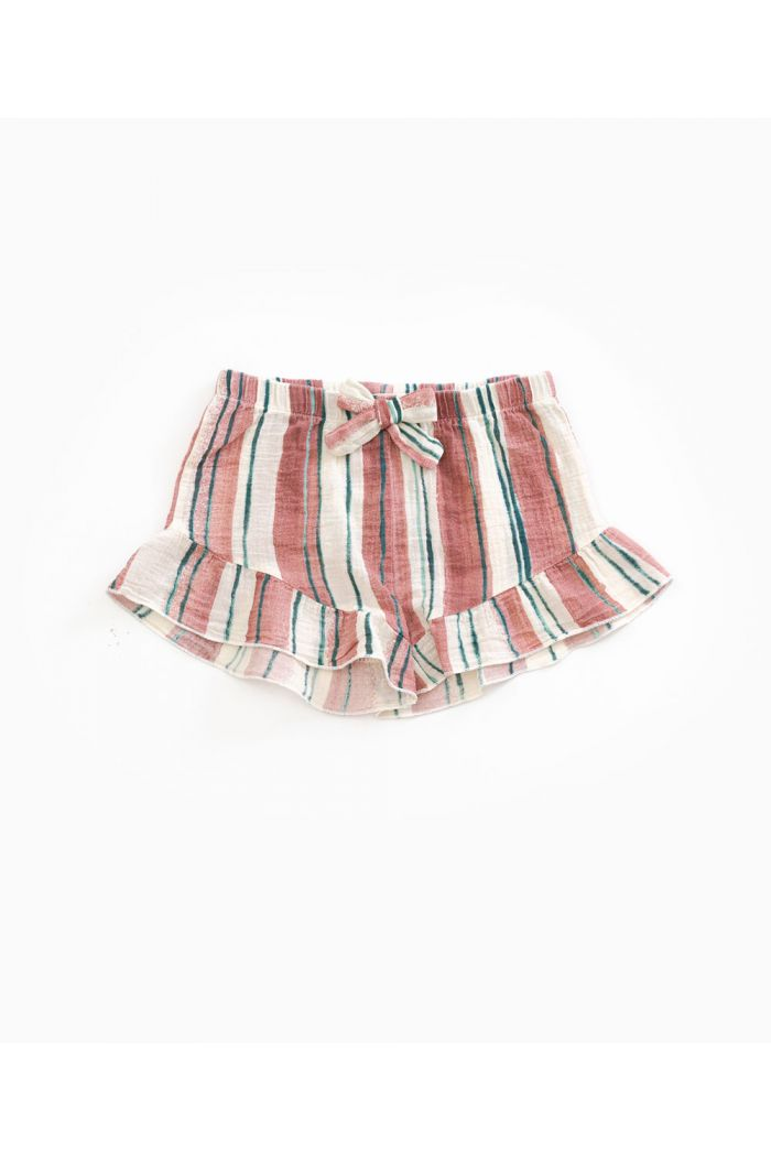 Play Up Printed Woven Shorts Old Tile
