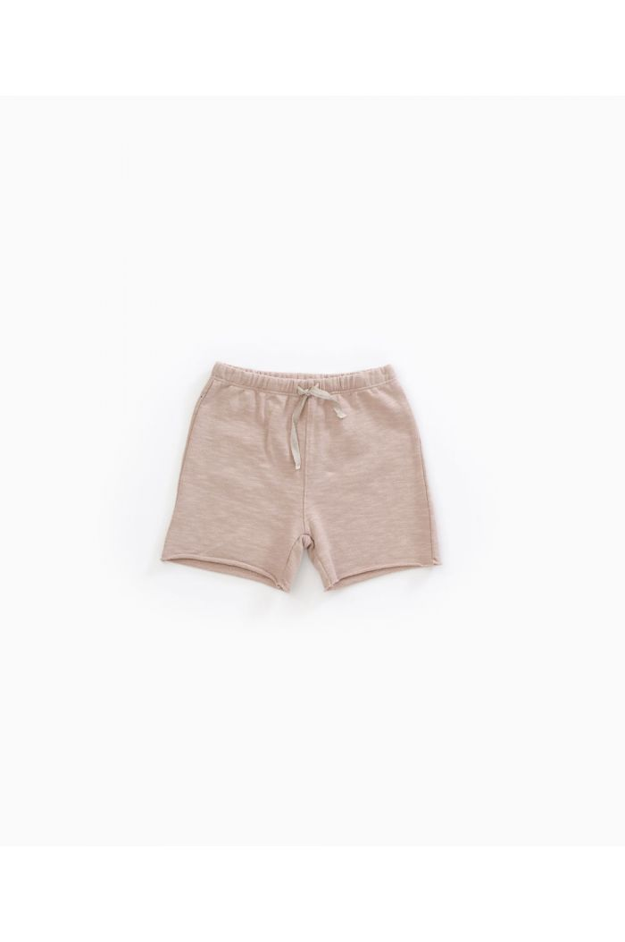 Play Up Fleece Flamé Shorts Jute