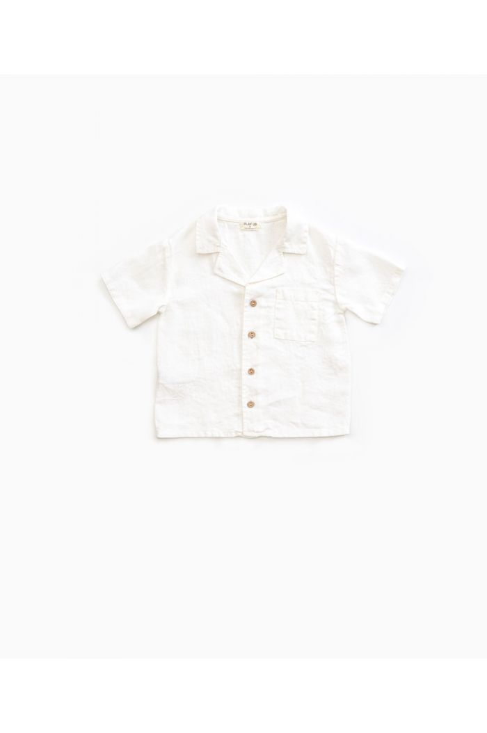 Play Up Linen Shirt Cotton