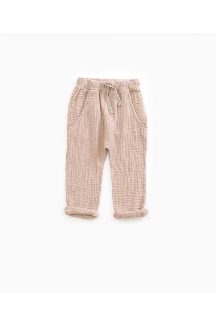 Play Up Woven Trousers Jute