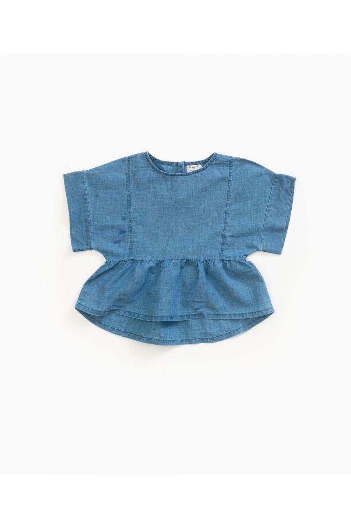Play Up Denim Tunic Denim