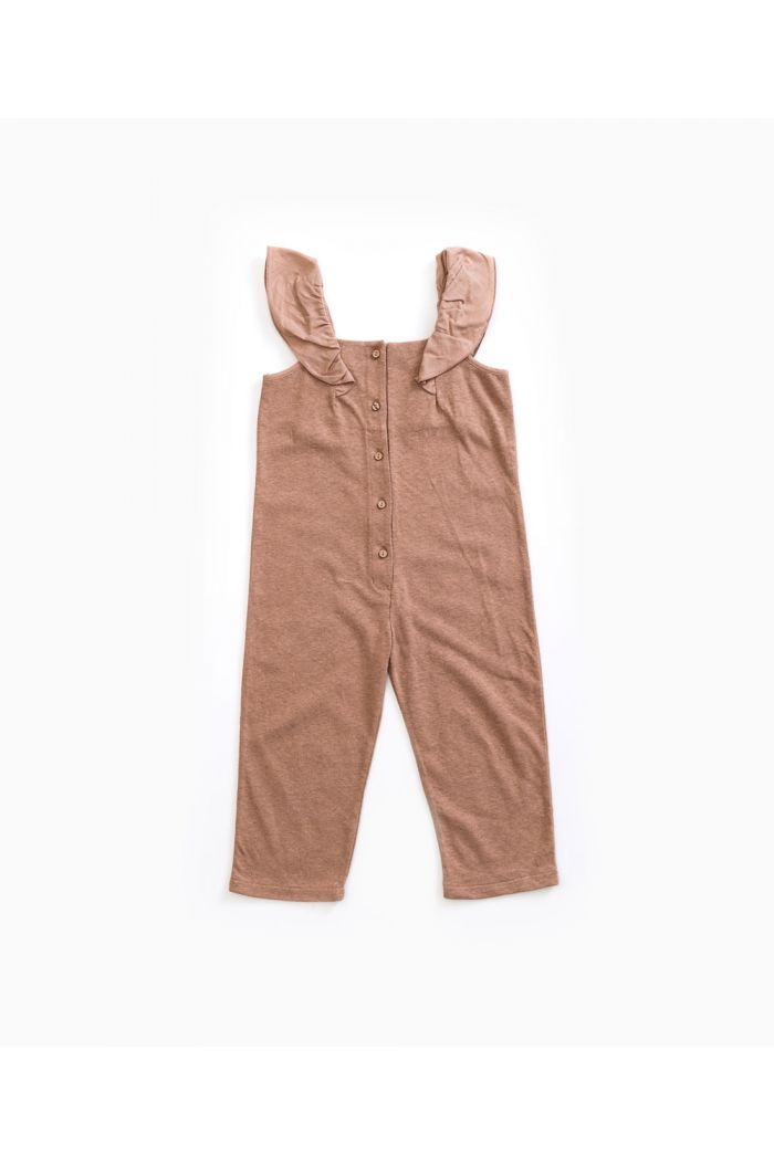 Play Up Mixed Jumpsuit Hemp