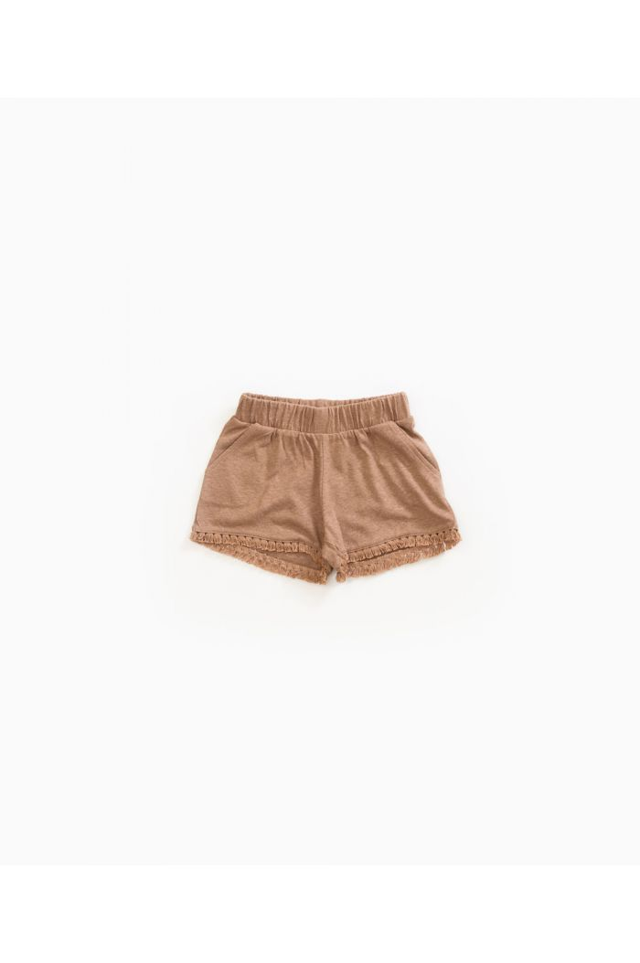 Play Up Jersey Shorts Hemp