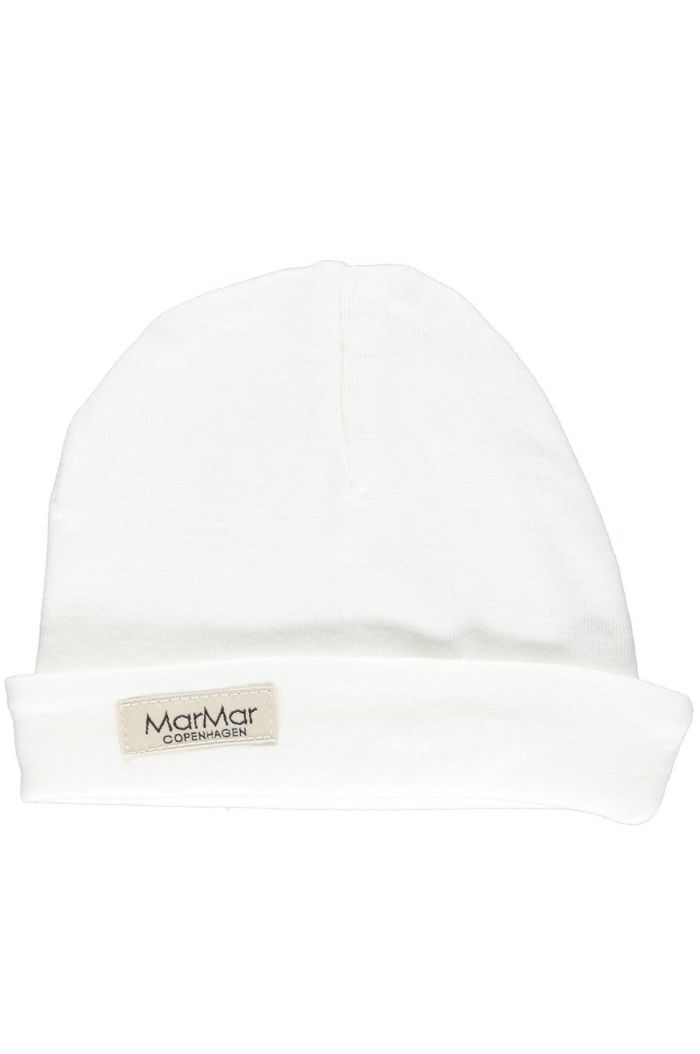 MarMar Cph Aiko Newborn Hat Gentle White