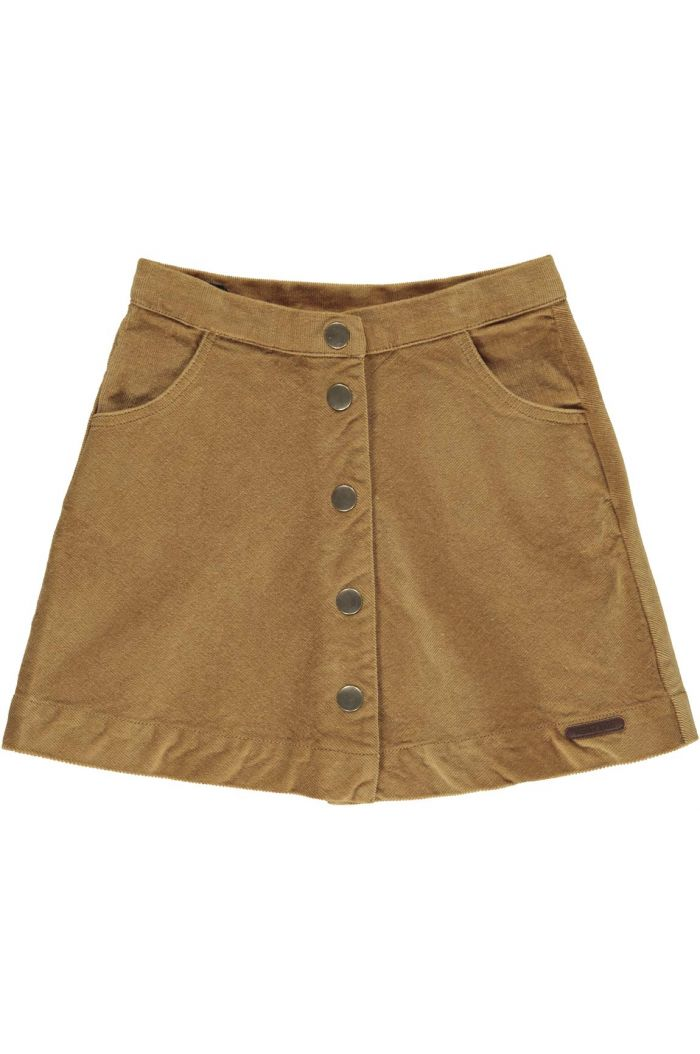 MarMar CpH Sabbie Stretch Cord Skirt Cinnamon