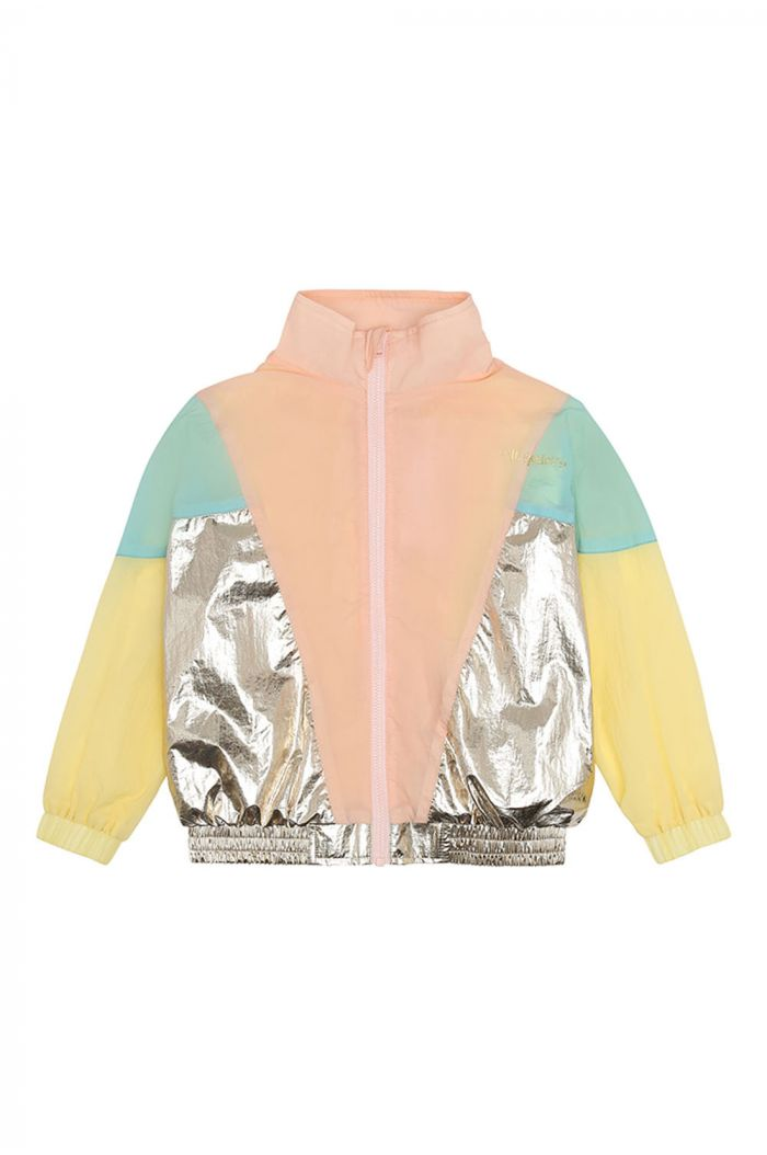 Soft Gallery Dextra Jacket Windy Silver