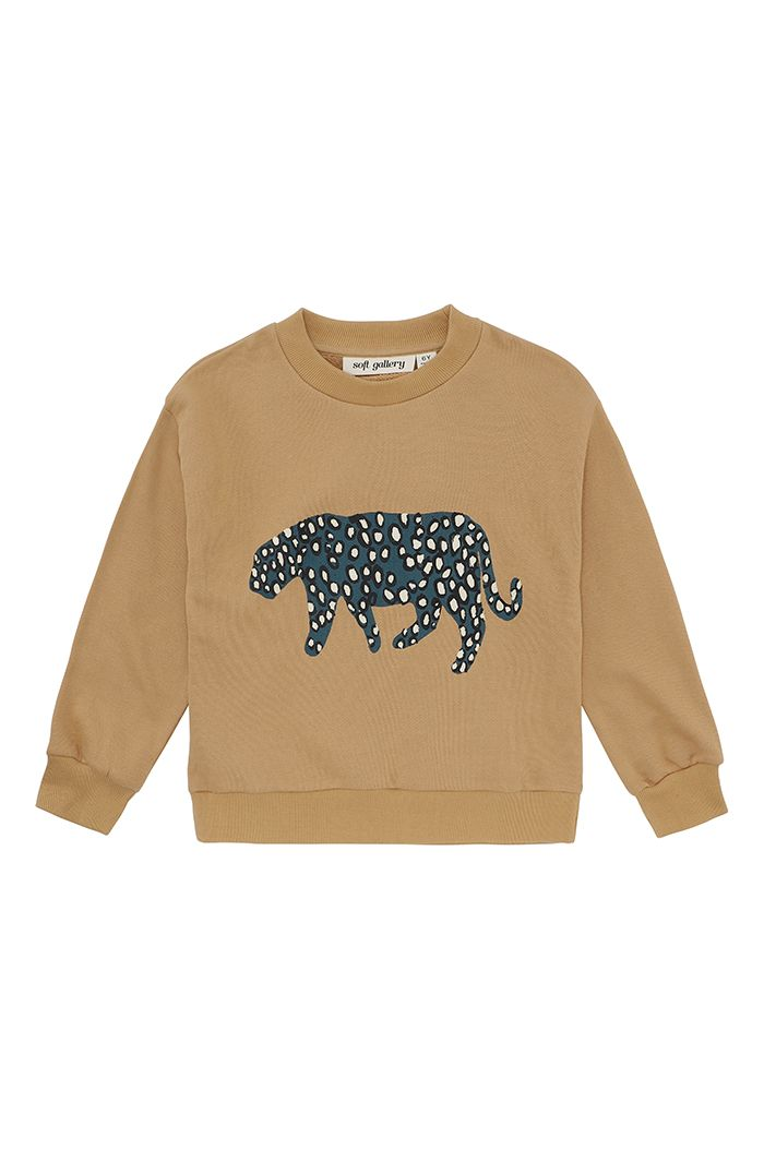 Soft Gallery Drew Sweatshirt  Doe, Jungleleo