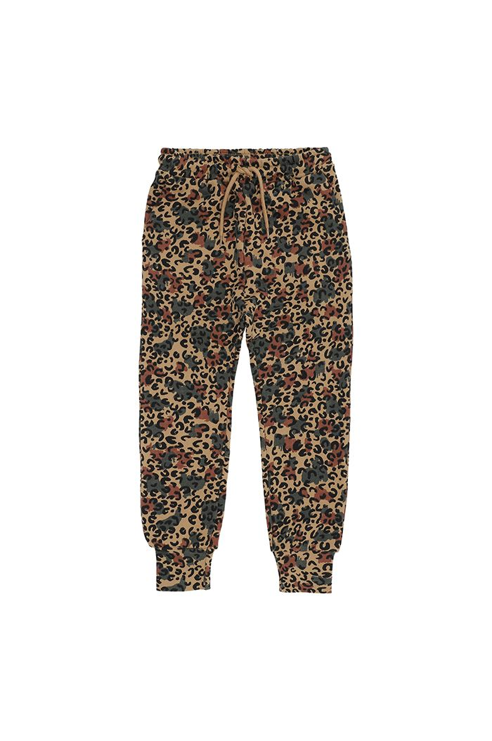 Soft Gallery Jules Pants  Doe, All-over print Camoleo