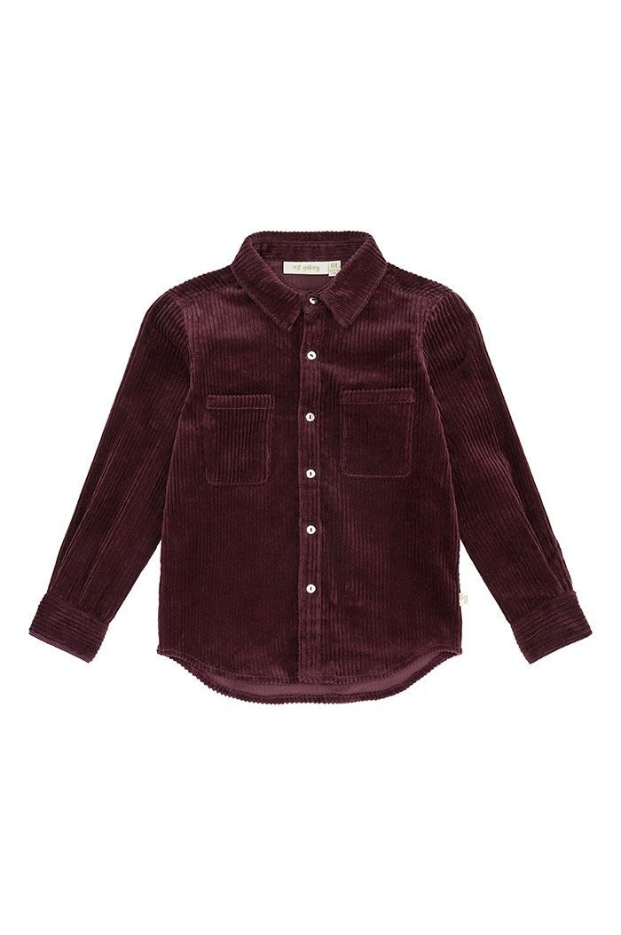 Soft Gallery Kids Emiko Shirt Winetasting