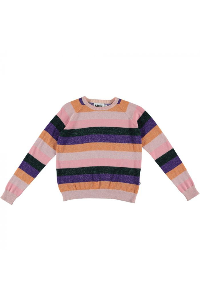 Molo Guinevere Jumper Rainbow Magic