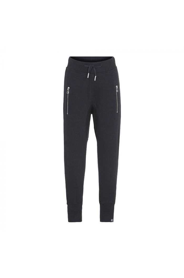 Molo Ashton Soft Pants Black