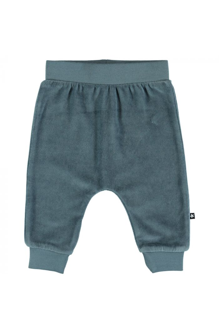 Molo Steinbjorn Soft pants Stormy Weather