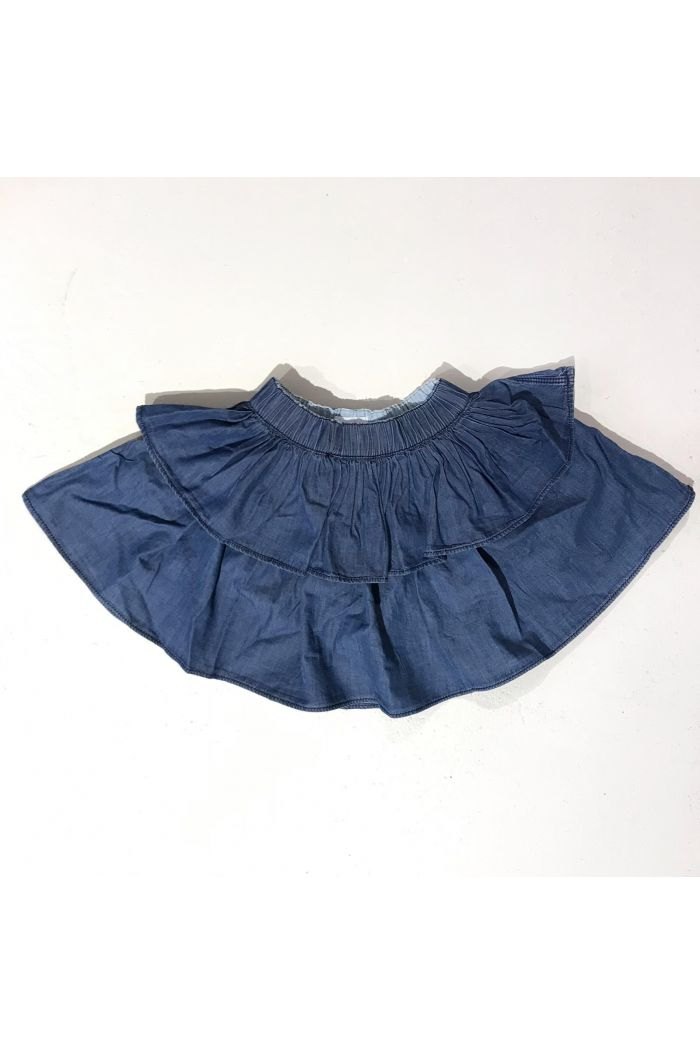Molo Brooke - Skirt Washed Indigo