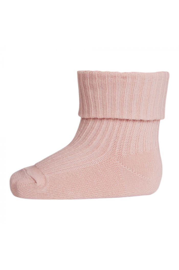MP Denmark Anklesock 2/2 Pad Baby 853 Rose dust