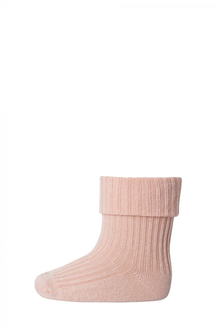MP Denmark Anklesock 2/2 Pad Baby 817 Tropical peach