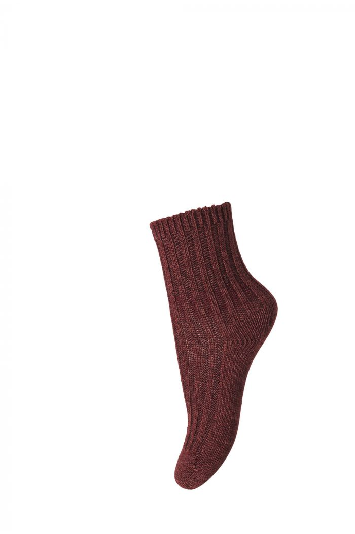 MP Denmark socks Atlas 1005 Windsor red