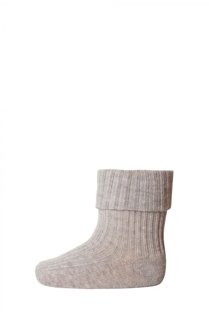 MP Denmark Anklesock 2/2 Pad Baby 489 Sand