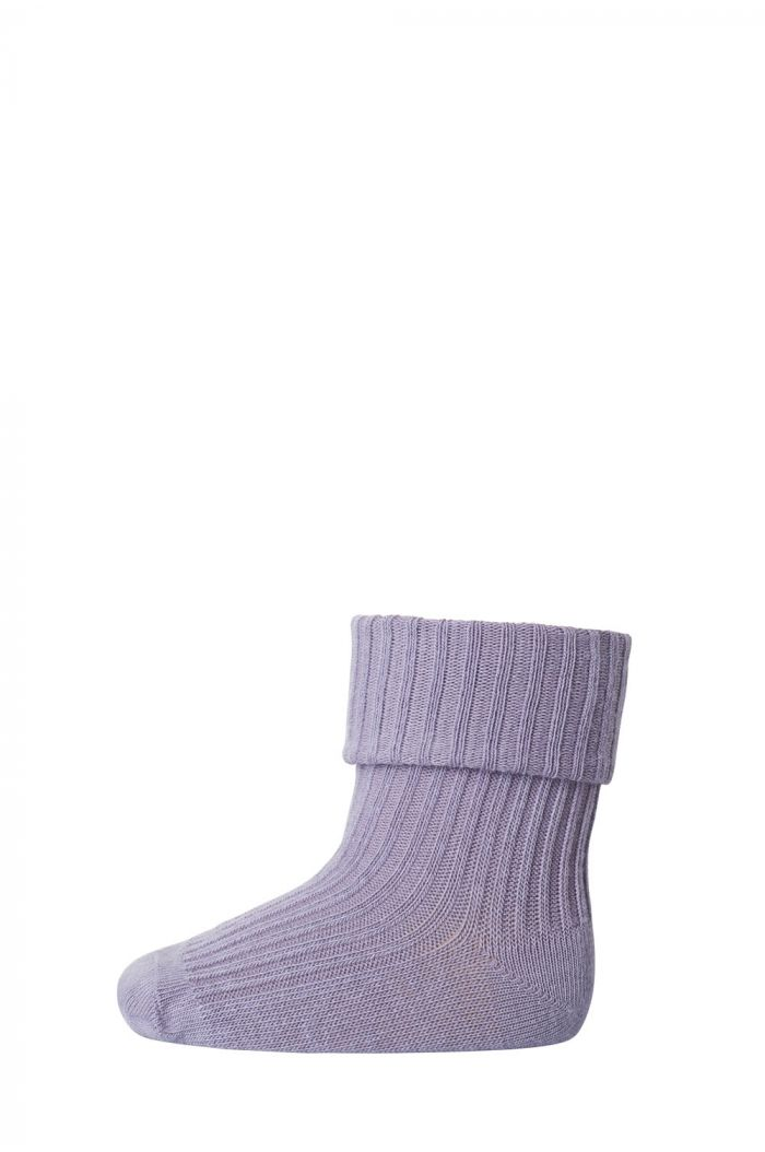 MP Denmark Anklesock 2/2 Pad Baby 1458 Purple