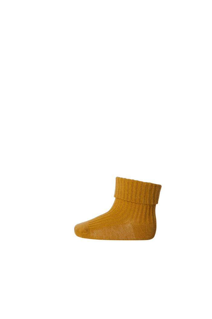 MP Denmark Anklesock 2/2 Pad Baby 4123 Golden Spice