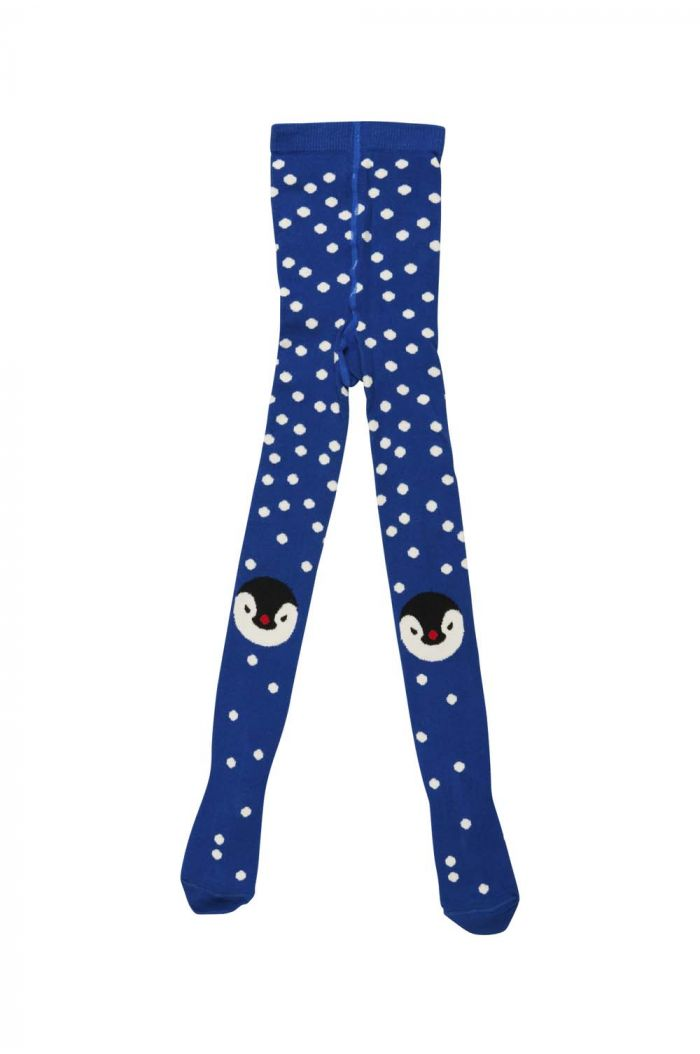 BangBang Copenhagen Winter Tights Blue
