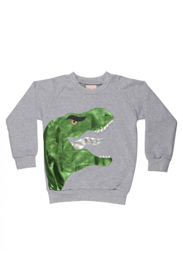 Wauw Capow Mr. T sweatshirt Grey