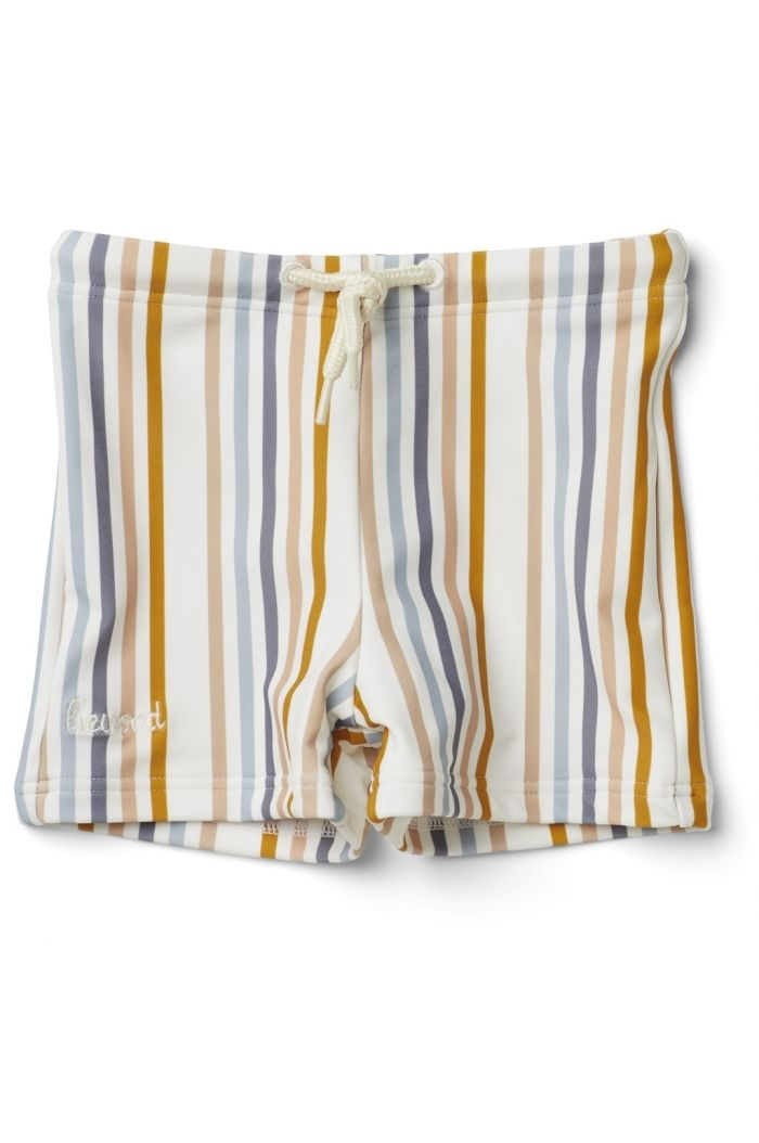 Liewood Otto swim pants Stripe multi