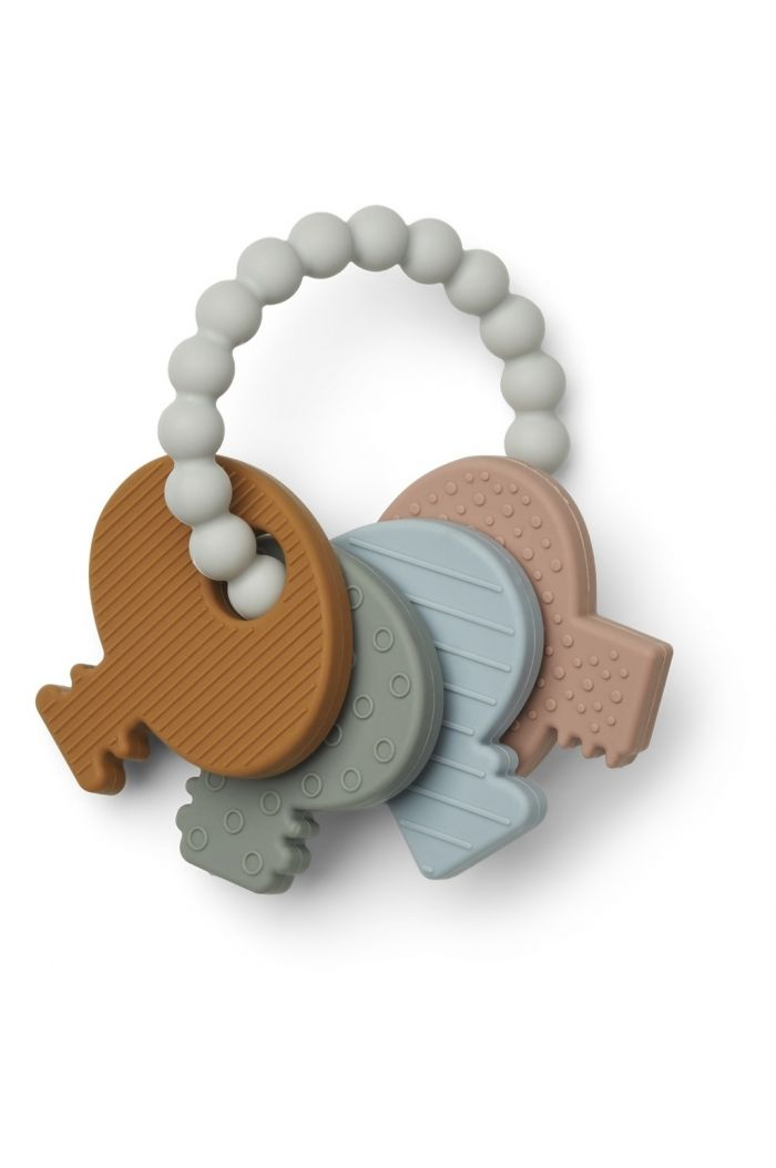 Liewood Kay key teether Multi mix