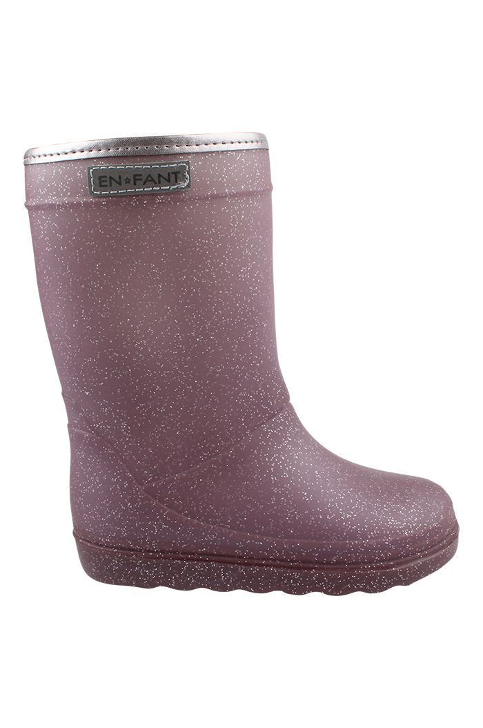 En Fant Thermo Boots Purple