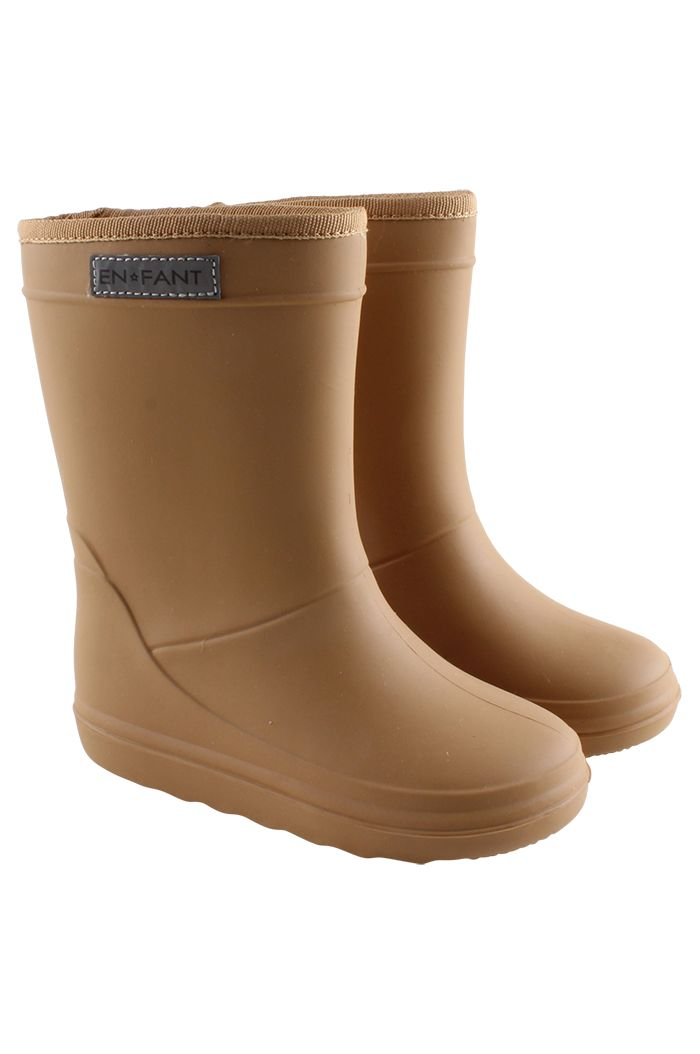 En Fant Thermo Boots Gold - Yellow