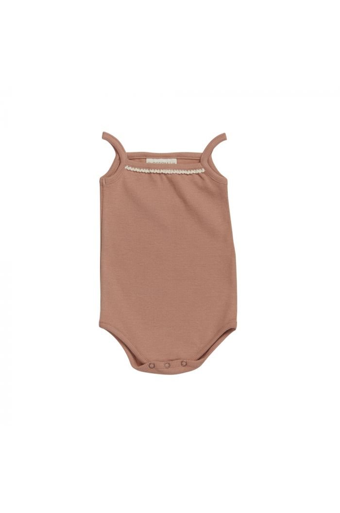 Blossom Kids Body with straps Toffee Blush