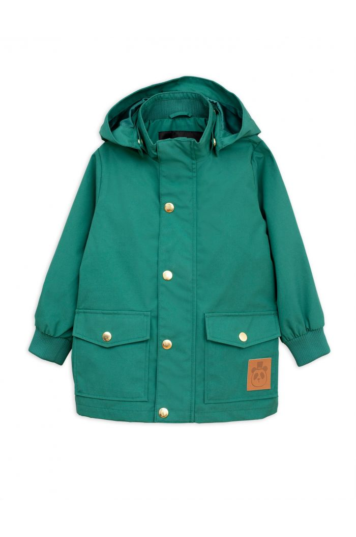 Mini Rodini Pico jacket Green