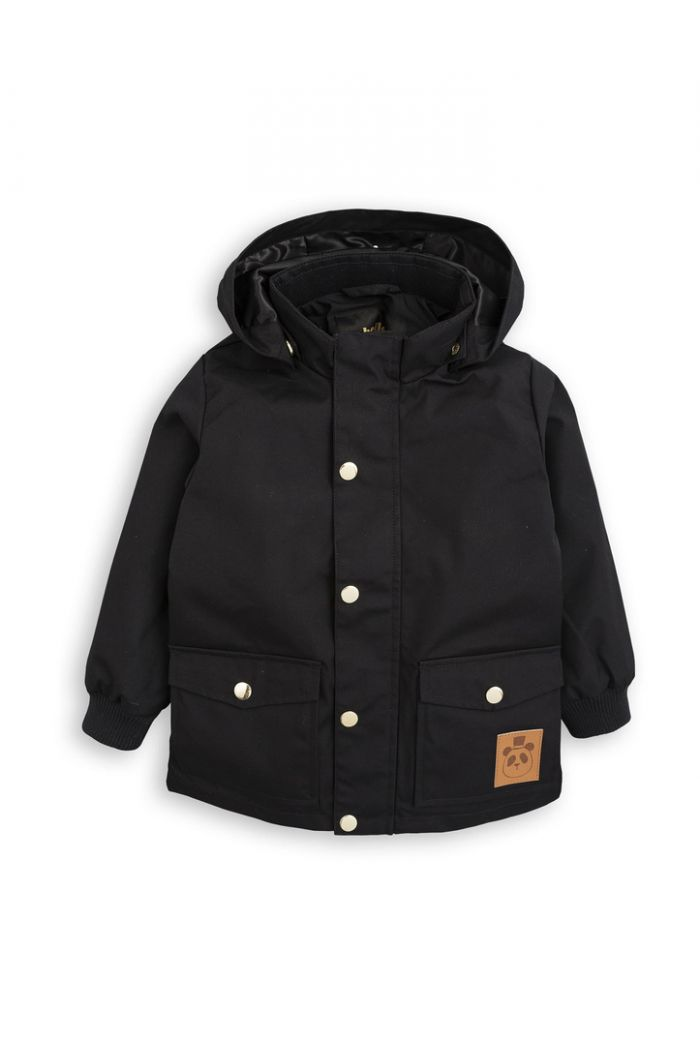 Mini Rodini Pico jacket Black