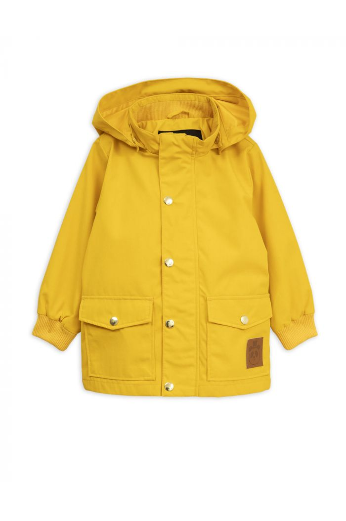 Mini Rodini Pico jacket Yellow