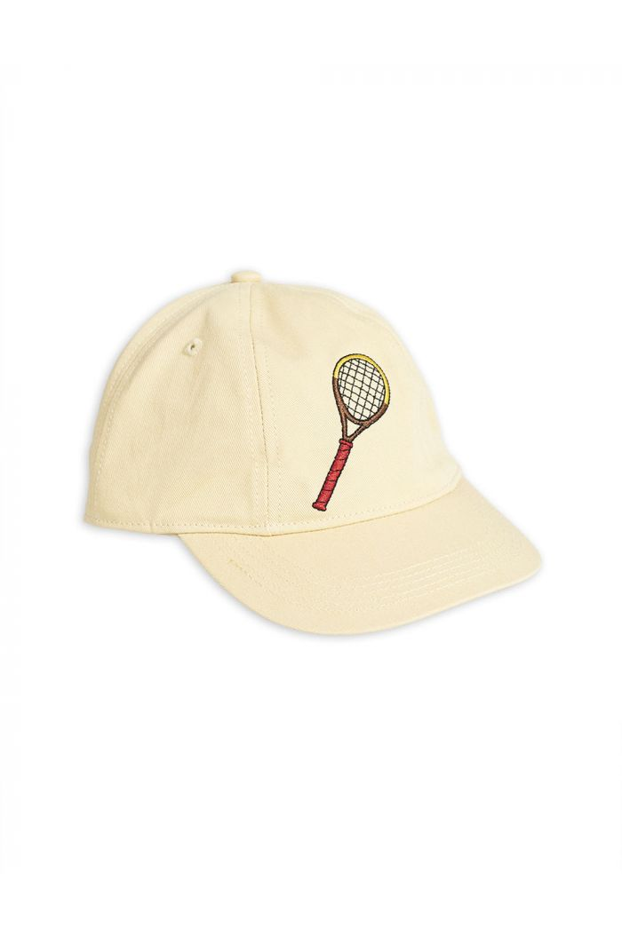Mini Rodini Tennis cap Yellow