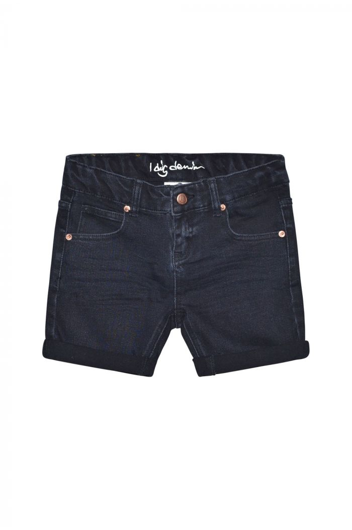 I Dig Denim Denton Shorts black