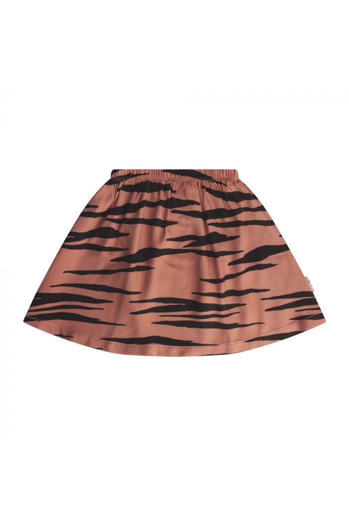 Maed for Mini Skirt Pink Tiger