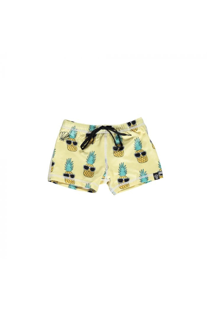 Beach & Bandits Punky Pineapple Swimshort