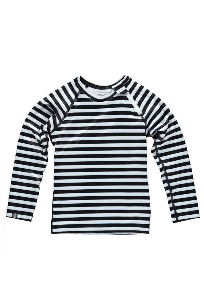 Beach & Bandits Stripe Tee Long Sleeve swimshirt